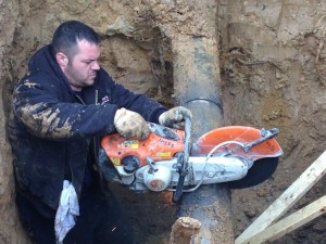 sewer line repair rockville md